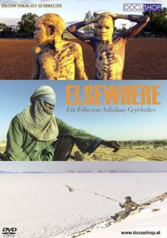 Elsewhere (film) movie poster