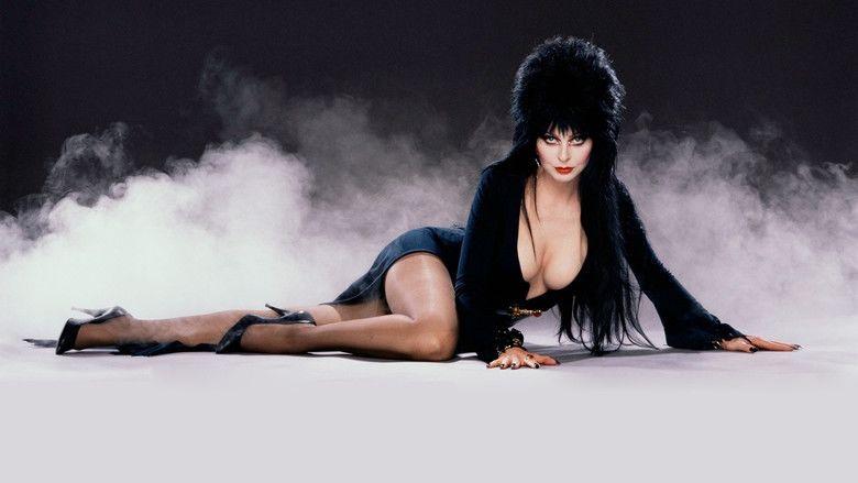 Elvira, Mistress of the Dark movie scenes