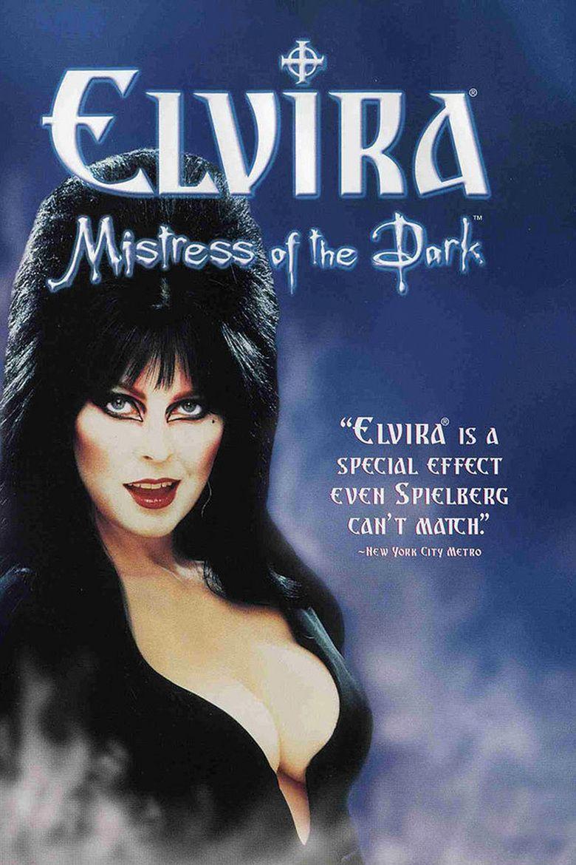 Elvira, Mistress of the Dark movie poster