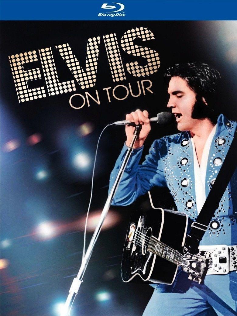 Elvis on Tour movie poster