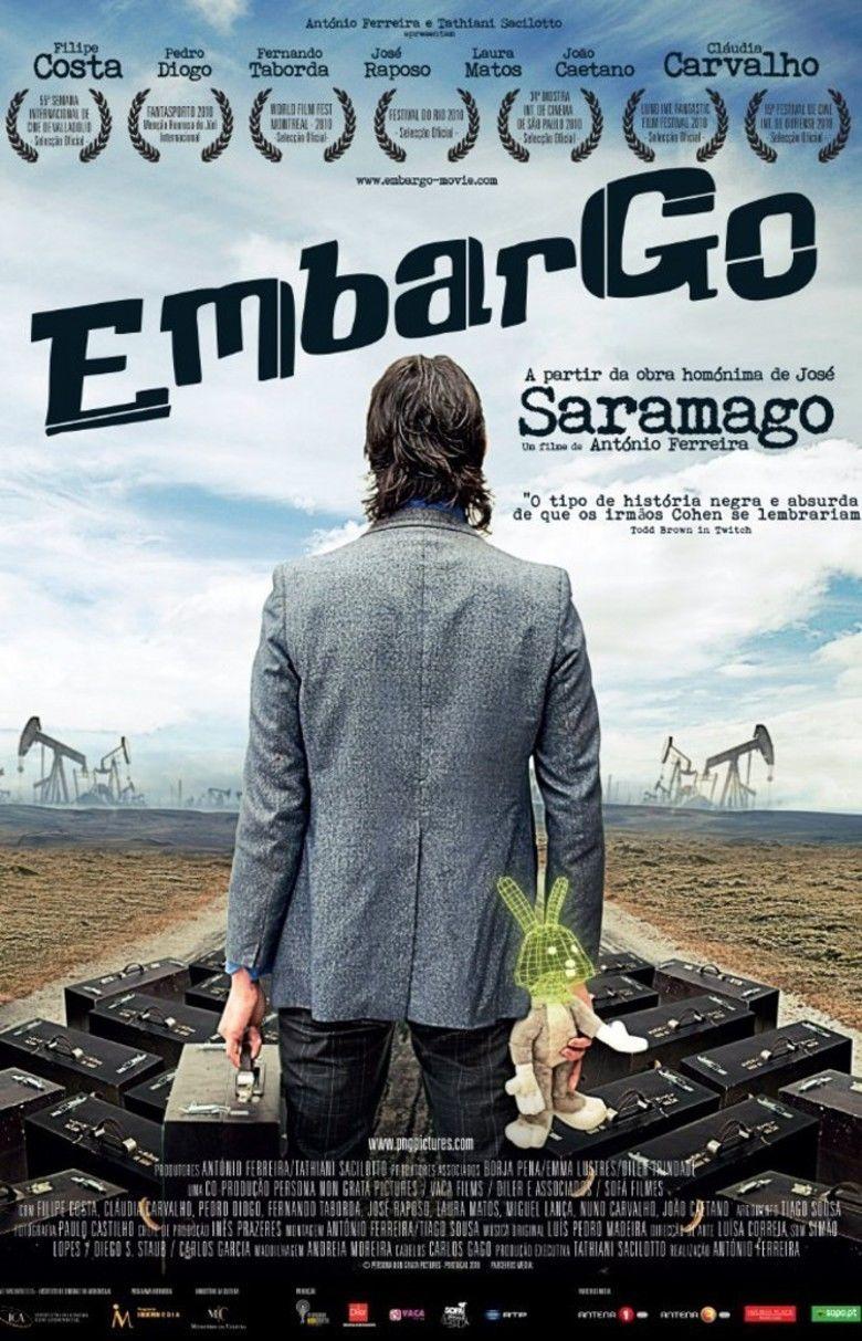 Embargo (film) movie poster
