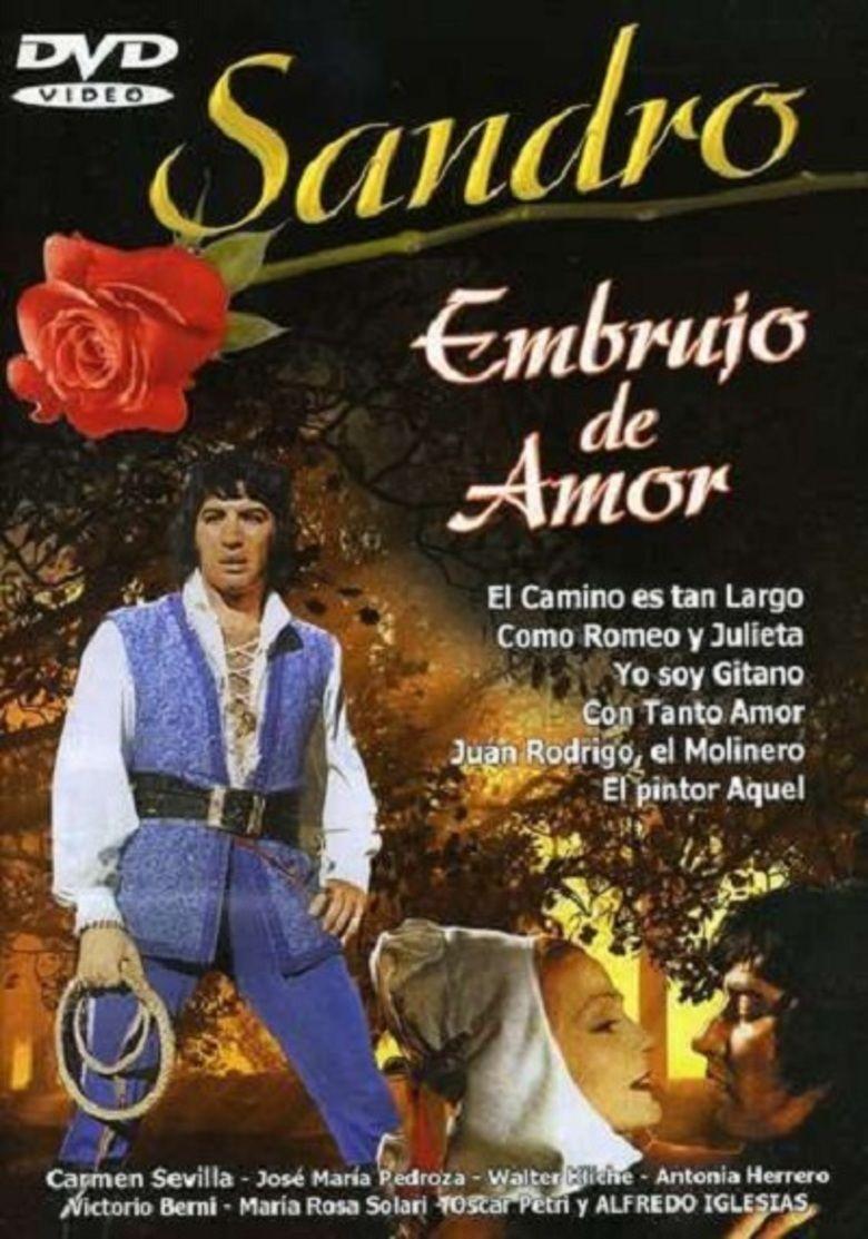 Embrujo de amor movie poster