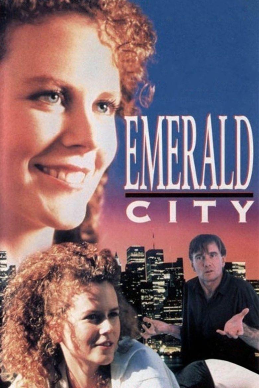 Emerald City (film) movie poster