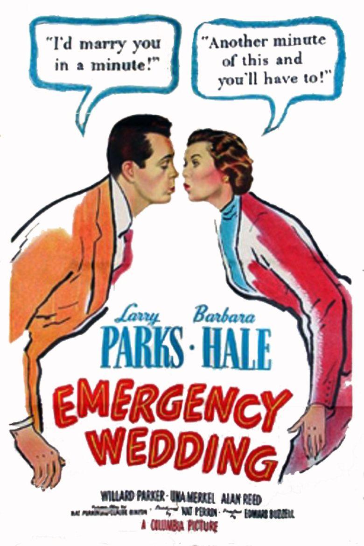 Emergency Wedding movie poster