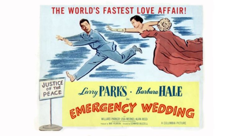 Emergency Wedding movie scenes