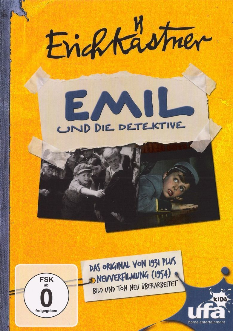 Emil and the Detectives (1931 film) movie poster