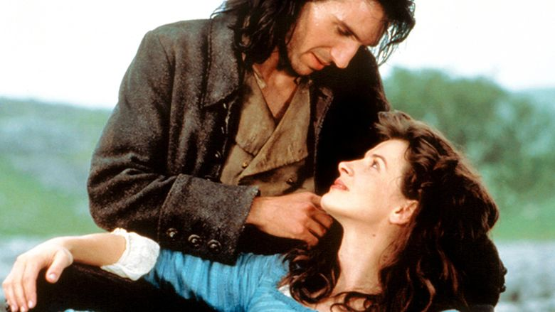 Emily Brontes Wuthering Heights movie scenes