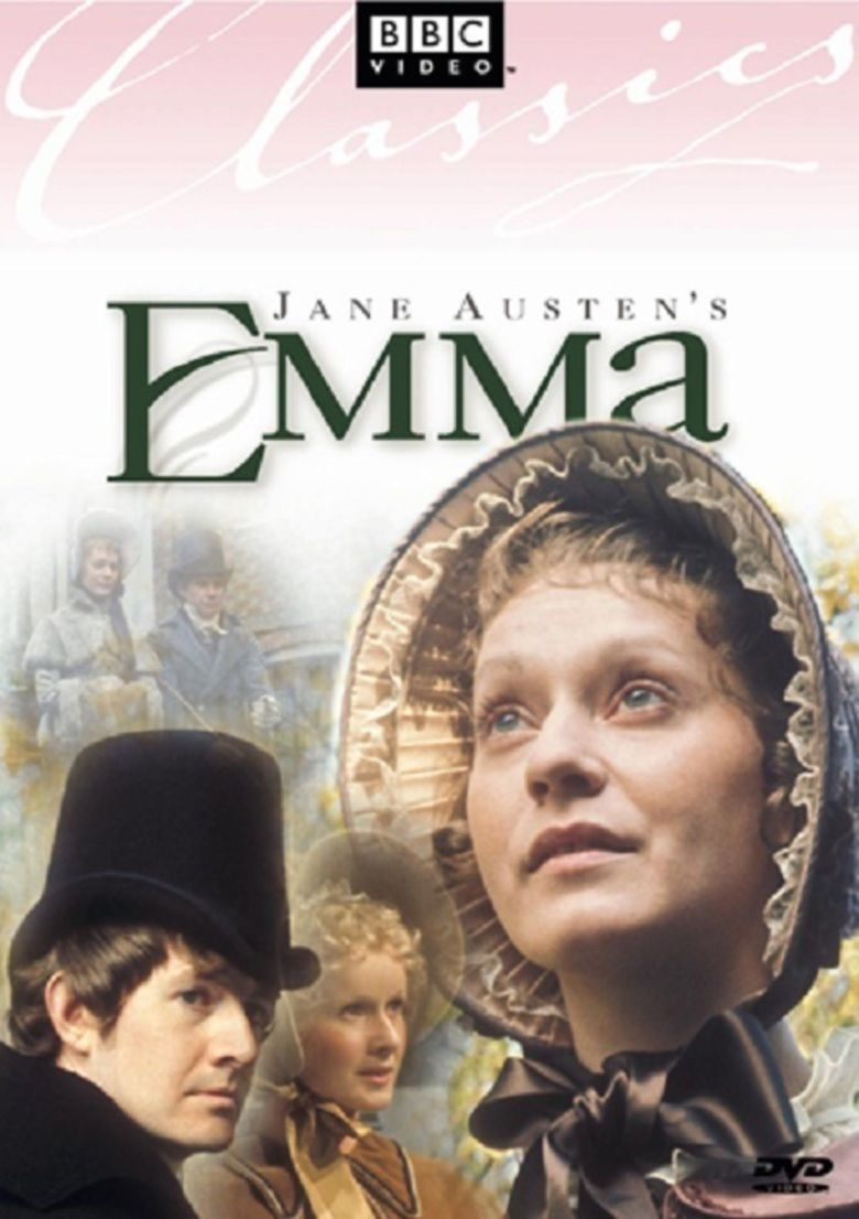 Emma (1972 TV serial) movie poster