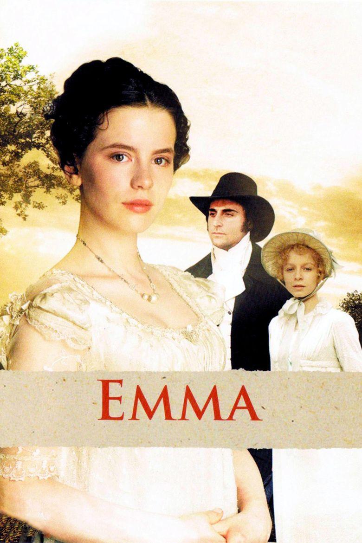 Emma (1996 TV film) movie poster