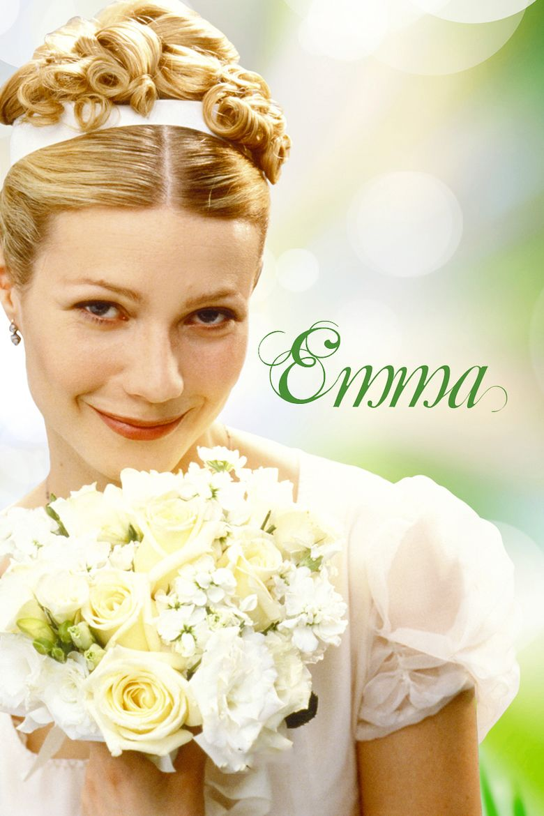 Emma (1996 theatrical film) movie poster