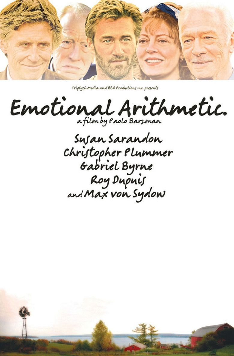 Emotional Arithmetic movie poster