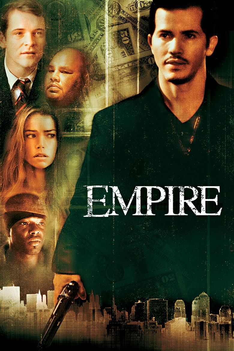 Empire (2002 film) movie poster