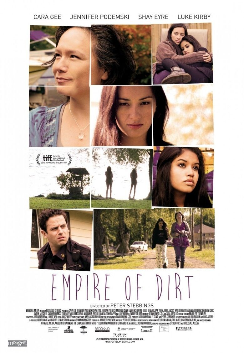 Empire of Dirt (film) movie poster