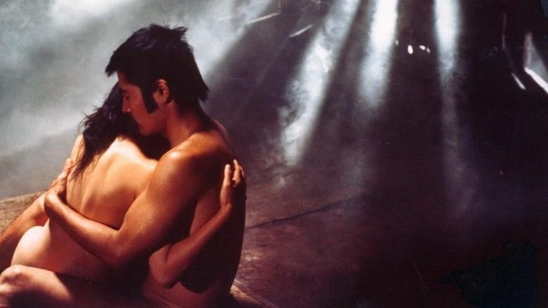 Empire of Passion movie scenes