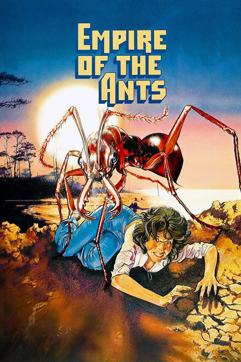 Empire of the Ants (film) movie poster