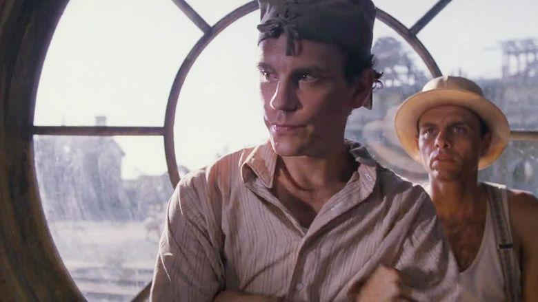 Empire of the Sun (film) movie scenes