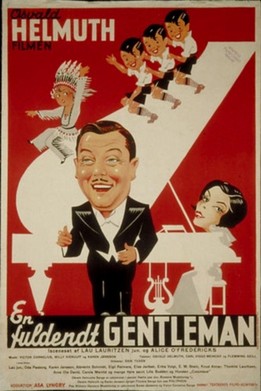 En fuldendt gentleman movie poster
