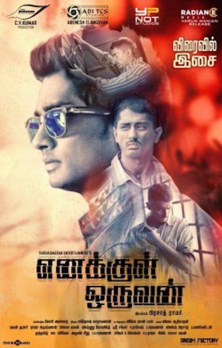 Enakkul Oruvan (2015 film) movie poster