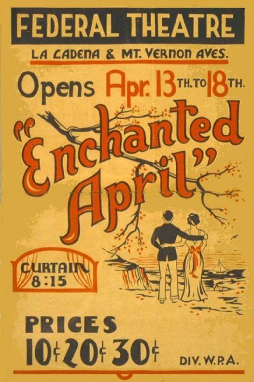 Enchanted April (1935 film) - Alchetron, the free social encyclopedia