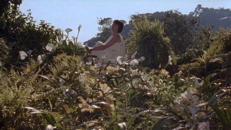 Enchanted April movie scenes