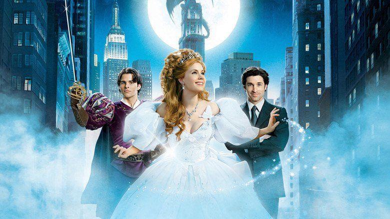 Enchanted (film) movie scenes
