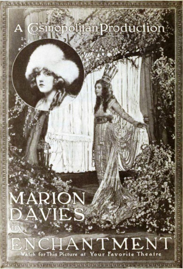 Enchantment (1921 film) movie poster