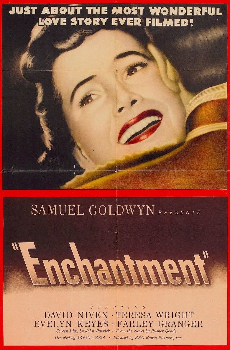 Enchantment (1948 film) movie poster