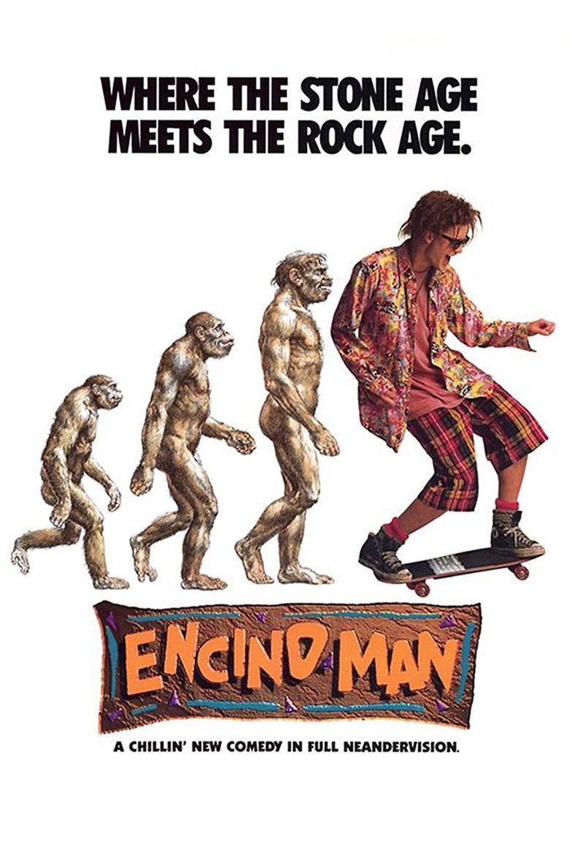 Encino Man movie poster