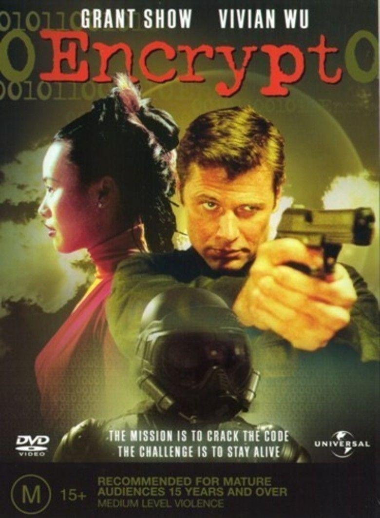 Encrypt (film) movie poster