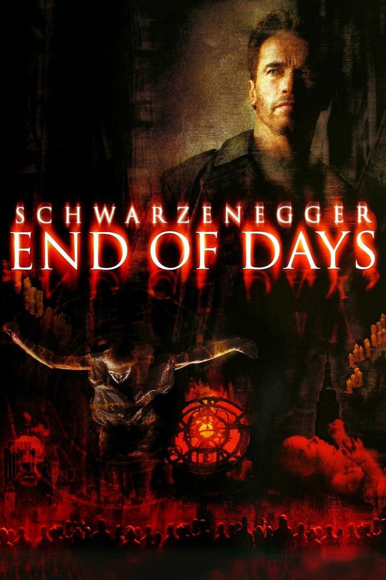 End of Days (film) movie poster