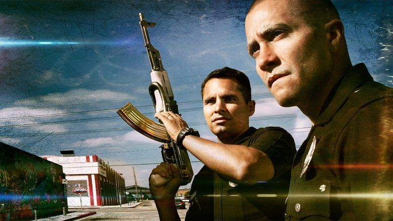 End of Watch movie scenes