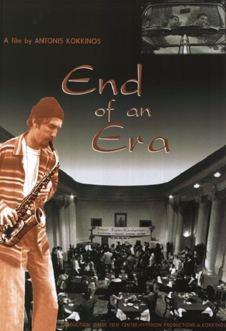 End of an Era (film) movie poster
