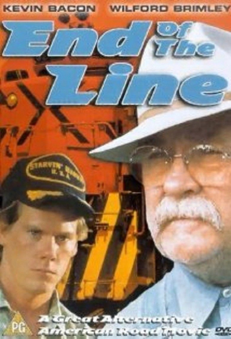 End of the Line (1987 film) movie poster