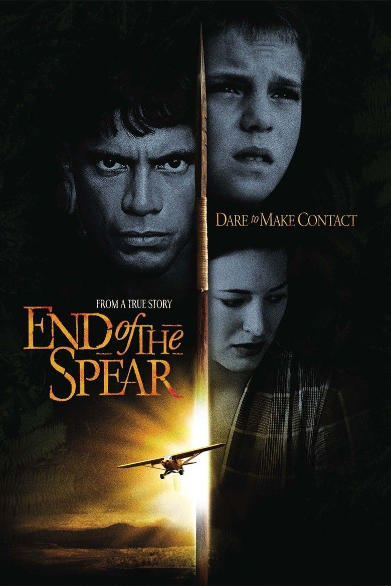 End of the Spear movie poster