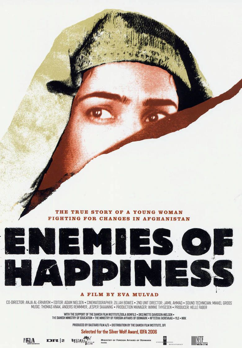 Enemies of Happiness movie poster