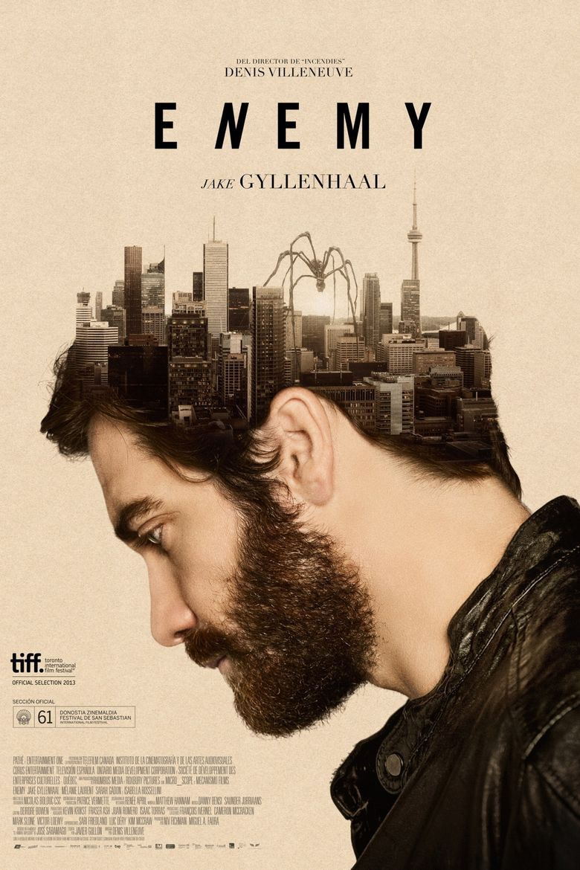 Enemy (2013 film) movie poster