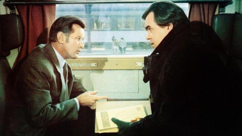 Enigma (1983 film) movie scenes