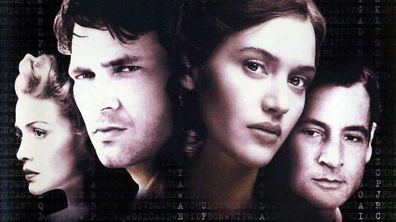 Enigma (2001 film) movie scenes