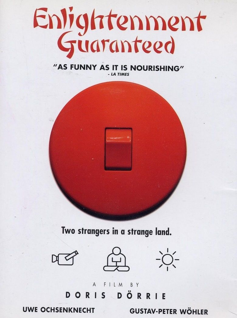 Enlightenment Guaranteed movie poster