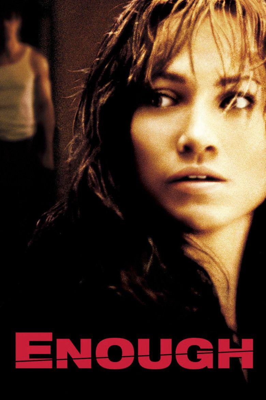 Enough (film) movie poster