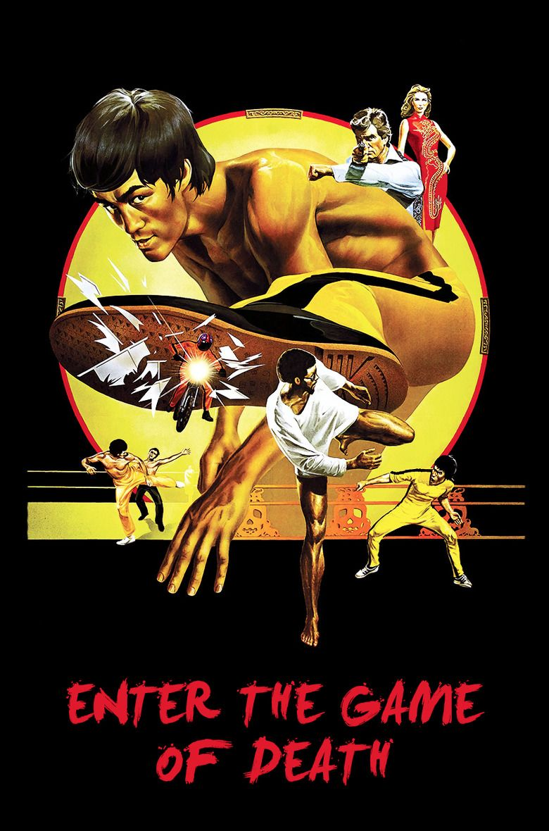 Enter the Game of Death movie poster