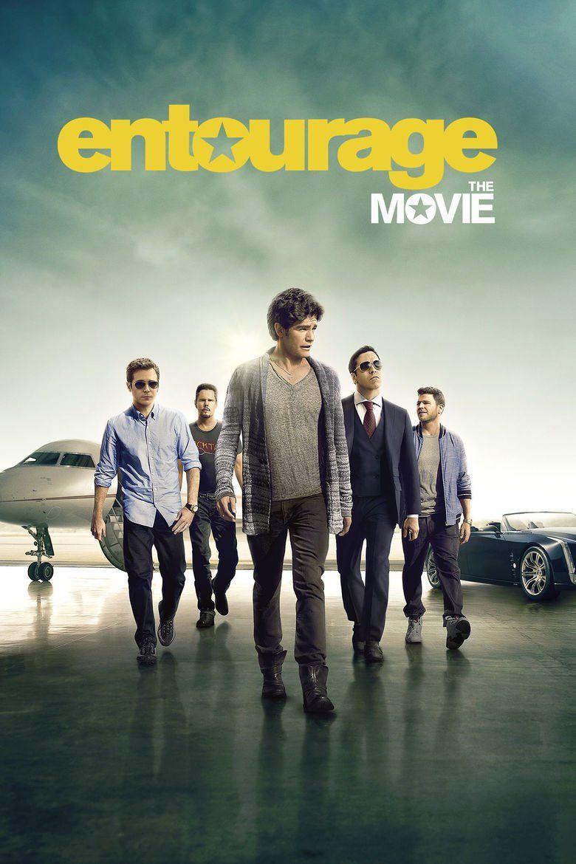 Entourage (film) movie poster