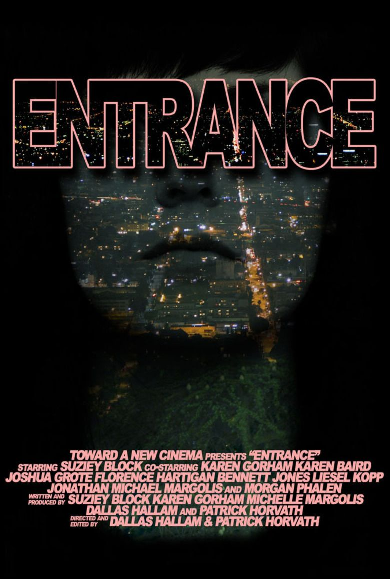 Entrance (film) movie poster