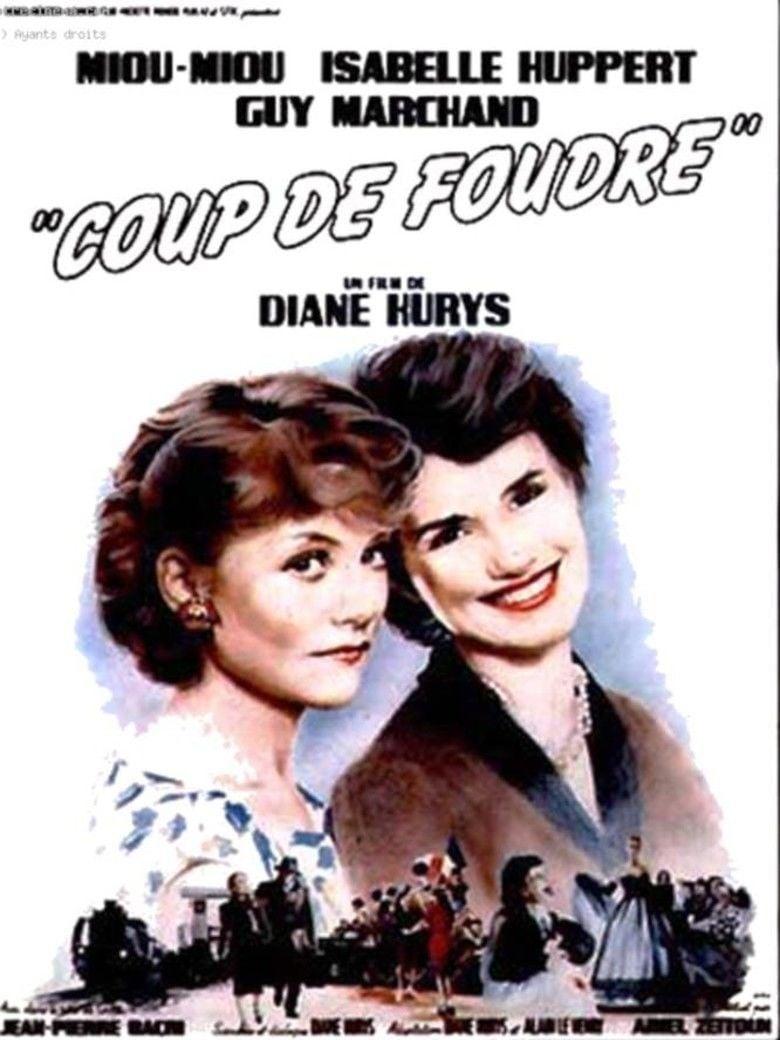 Entre Nous (film) movie poster