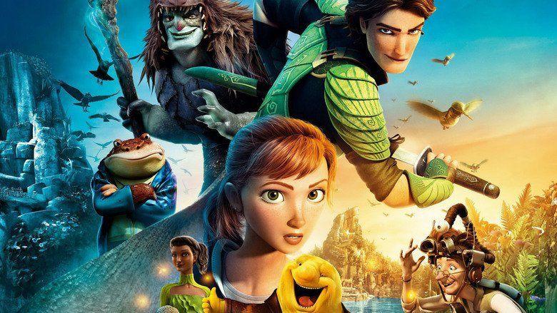 Epic (2013 film) movie scenes