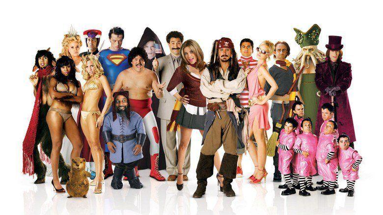 Epic Movie movie scenes