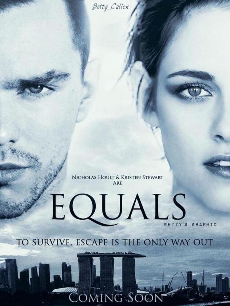 Equals (film) movie poster