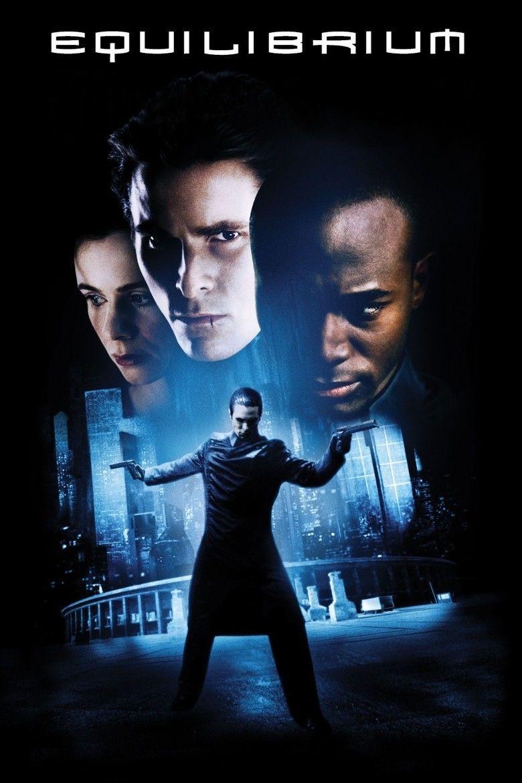 Equilibrium (film) movie poster