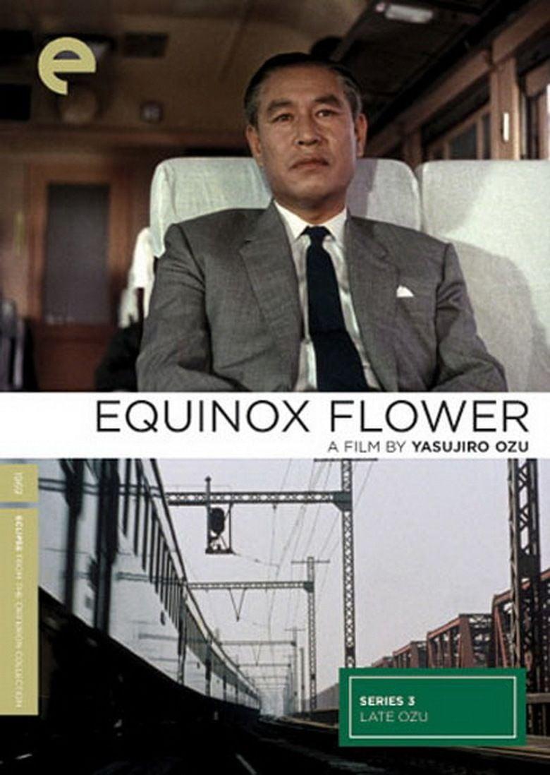 Equinox Flower movie poster
