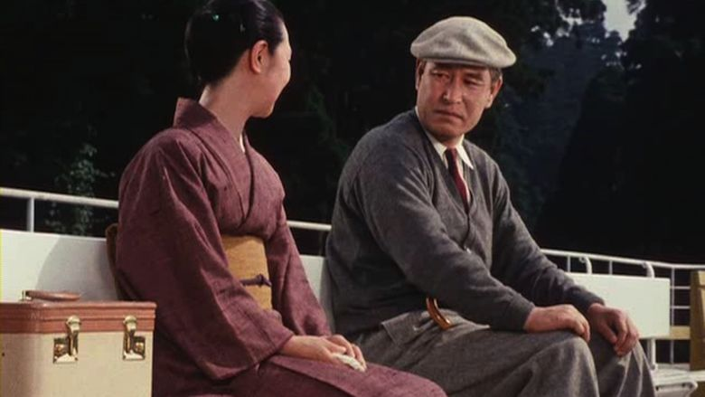 Equinox Flower movie scenes